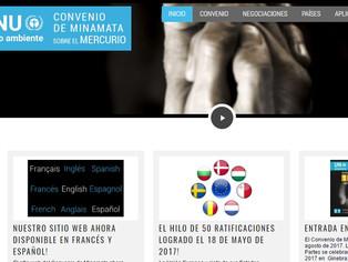Argentina ratifica el Convenio de Minamata sobre el Mercurio
