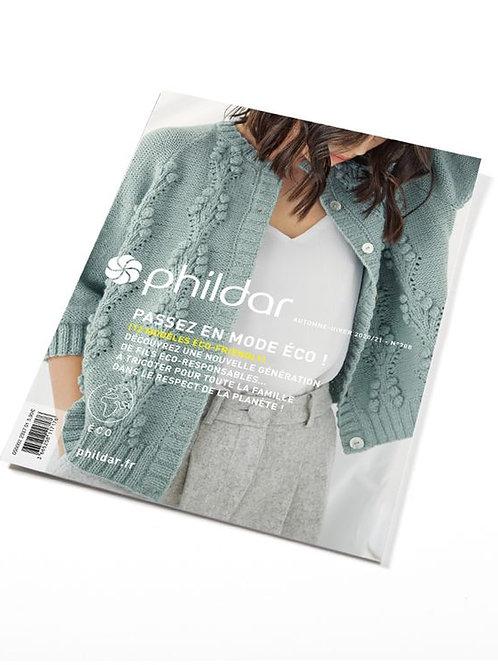 Phildar // Revue No 708 - Passez en mode éco !