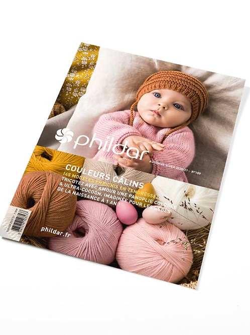 Phildar // No 189 - Layette trousseau 0-18M