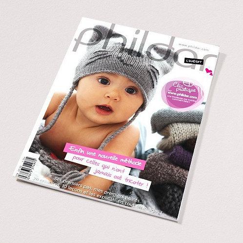 Phildar // Revue no 029 - Layette