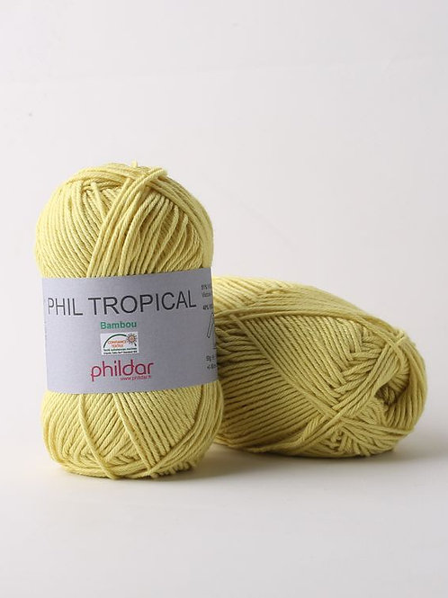 PHIL TROPICAL // Couleurs A à S
