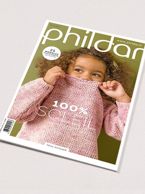 Phildar // Revue No 169 - Enfant