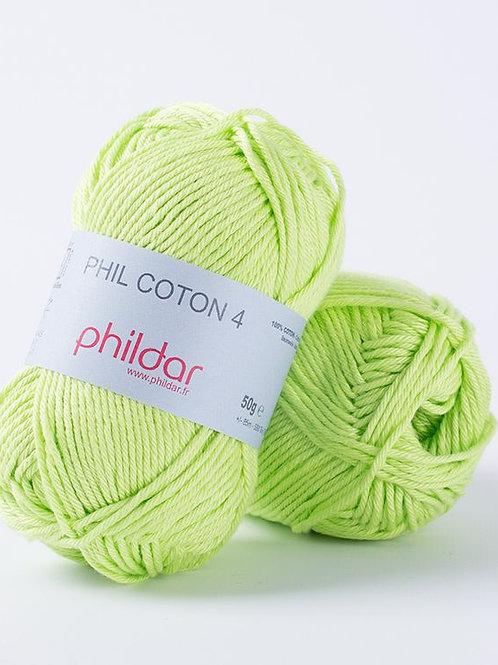 PHIL COTON 4 // Couleurs P à T