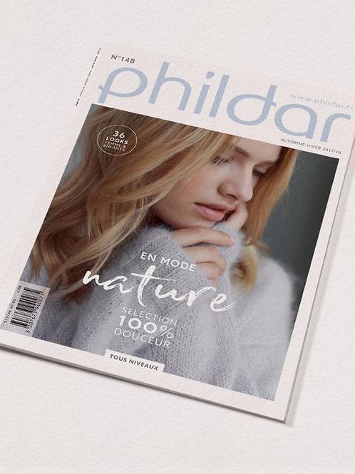 Phildar // Revue No 148 - Famille