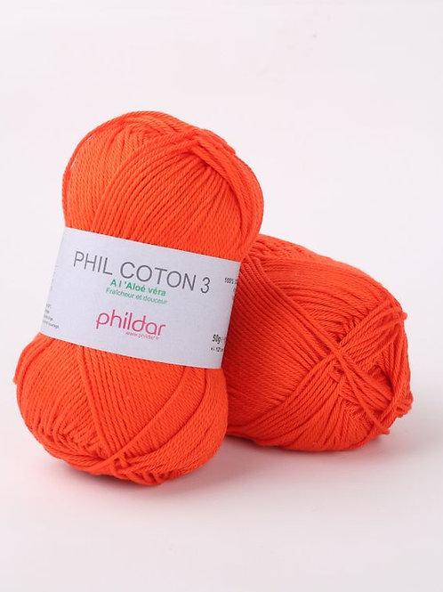PHIL COTON 3 // V à Z