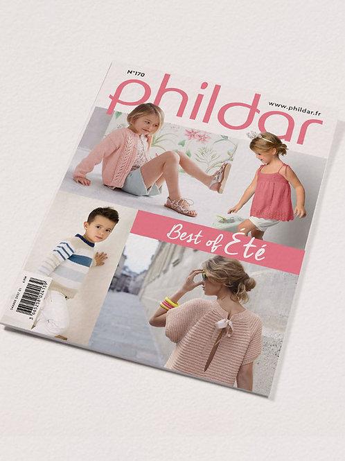 Phildar // Revue No 170 - Famille
