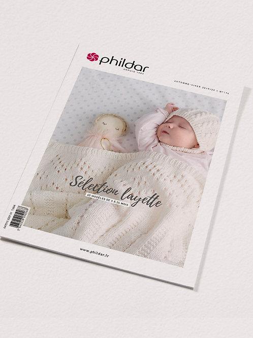 Phildar // Revue no 174- Layette