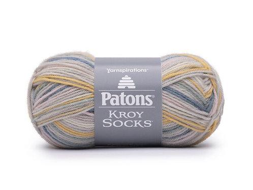 PATONS // Kroy Socks // Couleurs M à Z