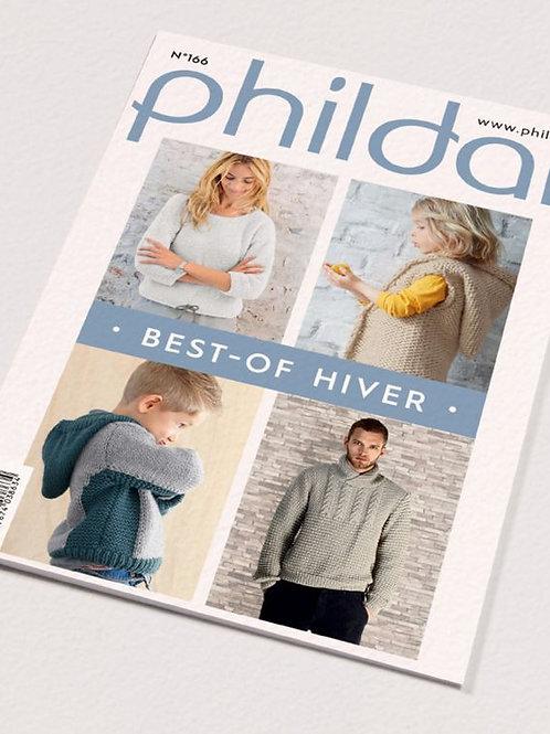 Phildar // Revue No 166 - Famille