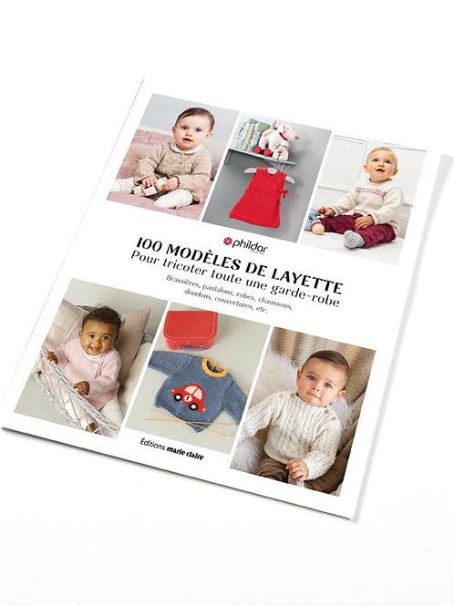 No 865 : 100 modèles layette