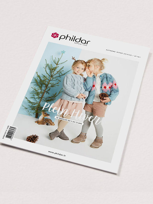 Phildar // Revue No 181 - Enfant