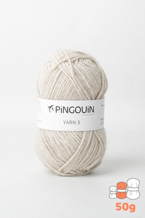 PINGOUIN // Yarn 3 // Couleurs A à D