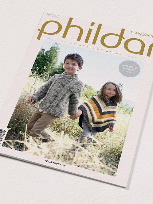 Phildar // Revue No 164 - Enfant