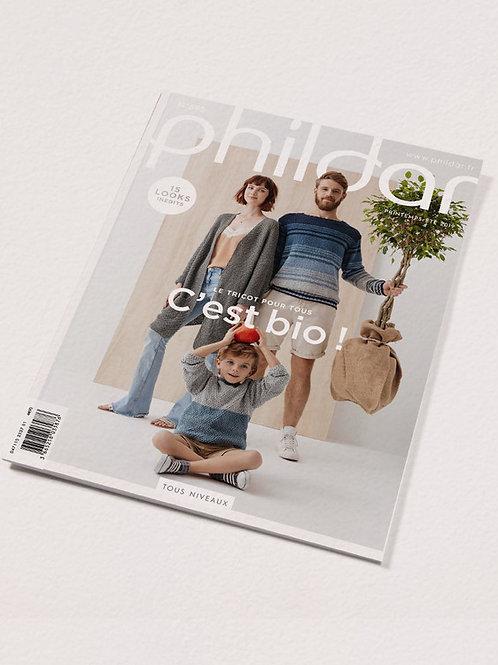 Phildar // Mini-catalogue No 695 - Famille