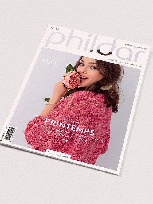 Phildar // Revue No 168 - Adulte