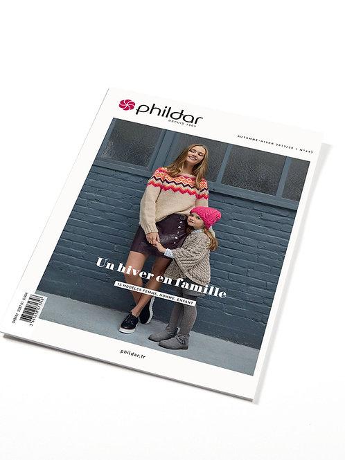 Phildar // Revue No 699 - Famille