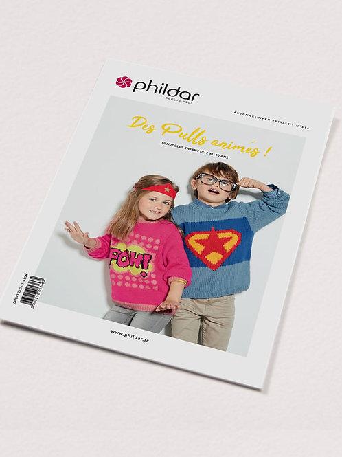 Phildar // Mini-catalogue No 696 - Enfant