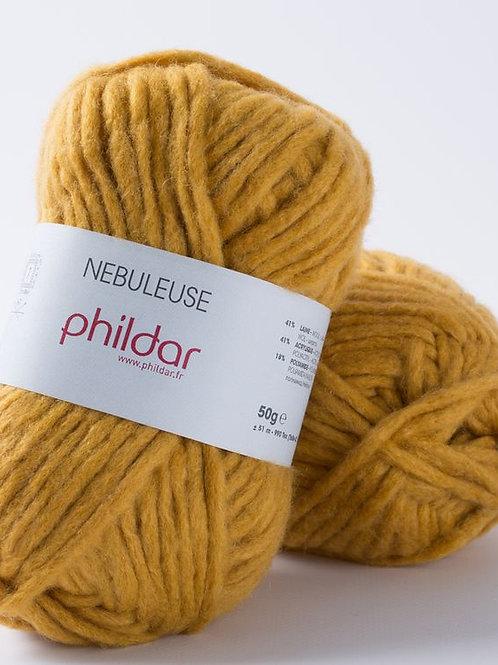 PHIL NÉBULEUSE // Couleurs A à N