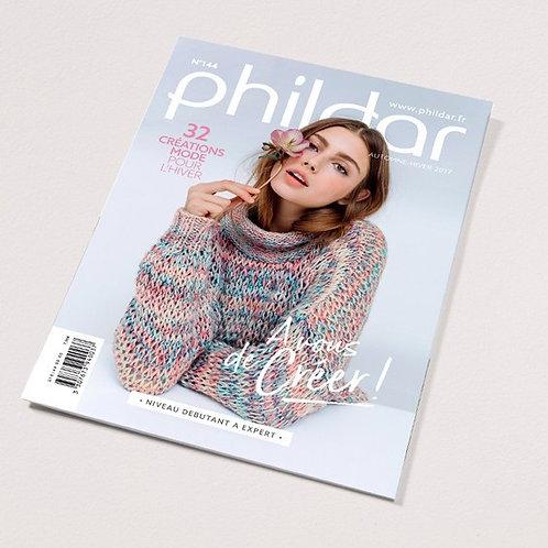 Phildar // Revue No 144 - Adulte