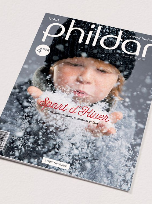 Phildar // Mini-catalogue No 683 - Famille