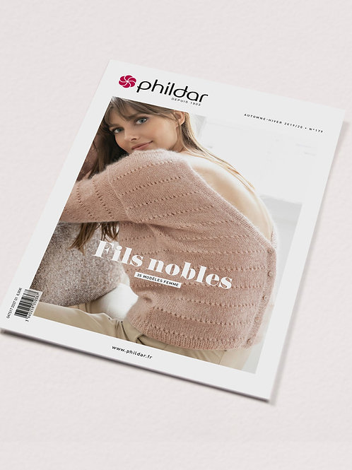 Phildar // Revue No 179 - Adulte