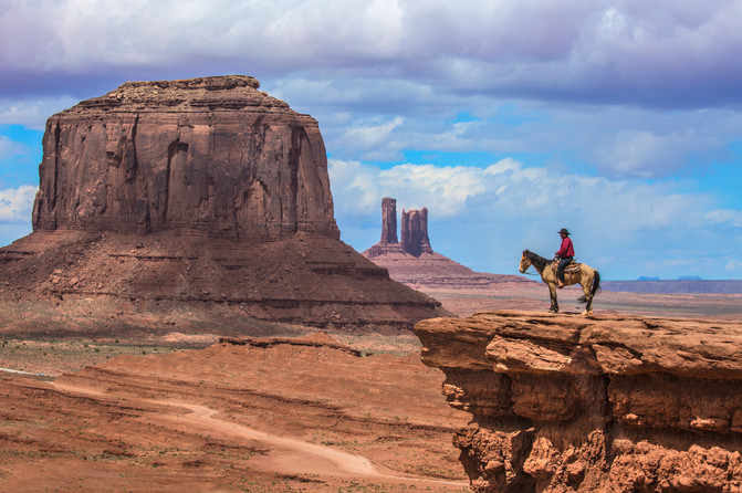 Horse at Monument Valley 4O4A8410Rcolor22017.jpg