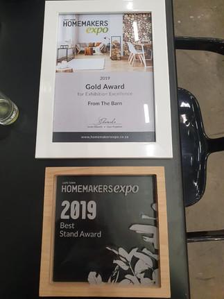 HOMEMAKERS Expo Gold Award