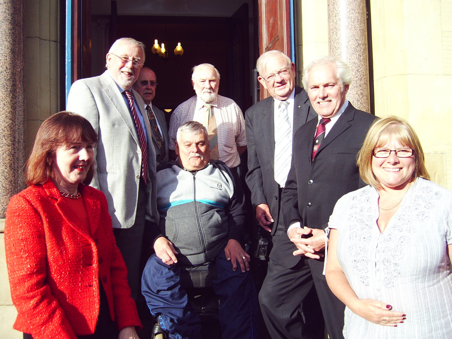 St Johns and Local Charities
