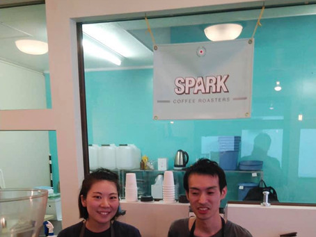 「SPARK COFFEE ROASTERS」お店紹介