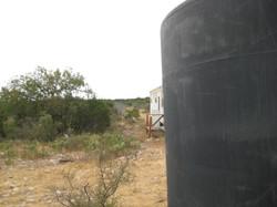 3000 Gallon Camp Water Storage
