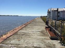 1200 ft Dock