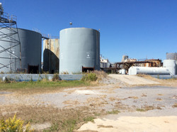 Storage Tanks different views