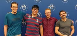 Team from UC Santa Barbara