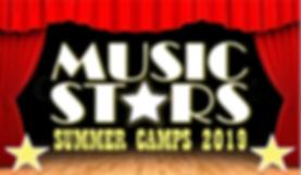 Music Stars logo