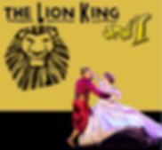 Lion King and I logo