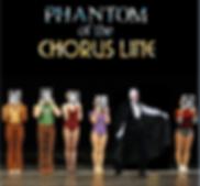 Phantom of the Chorus Line logo