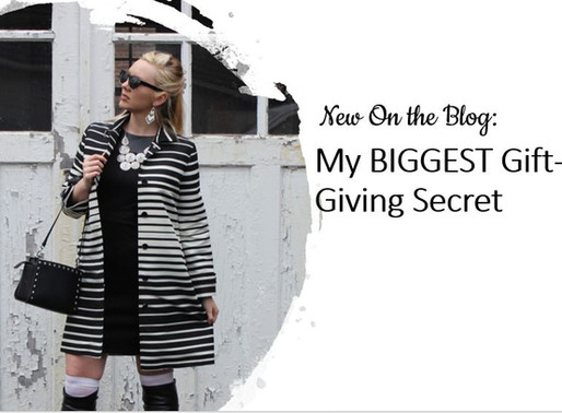 My Biggest Gift-Giving Secret