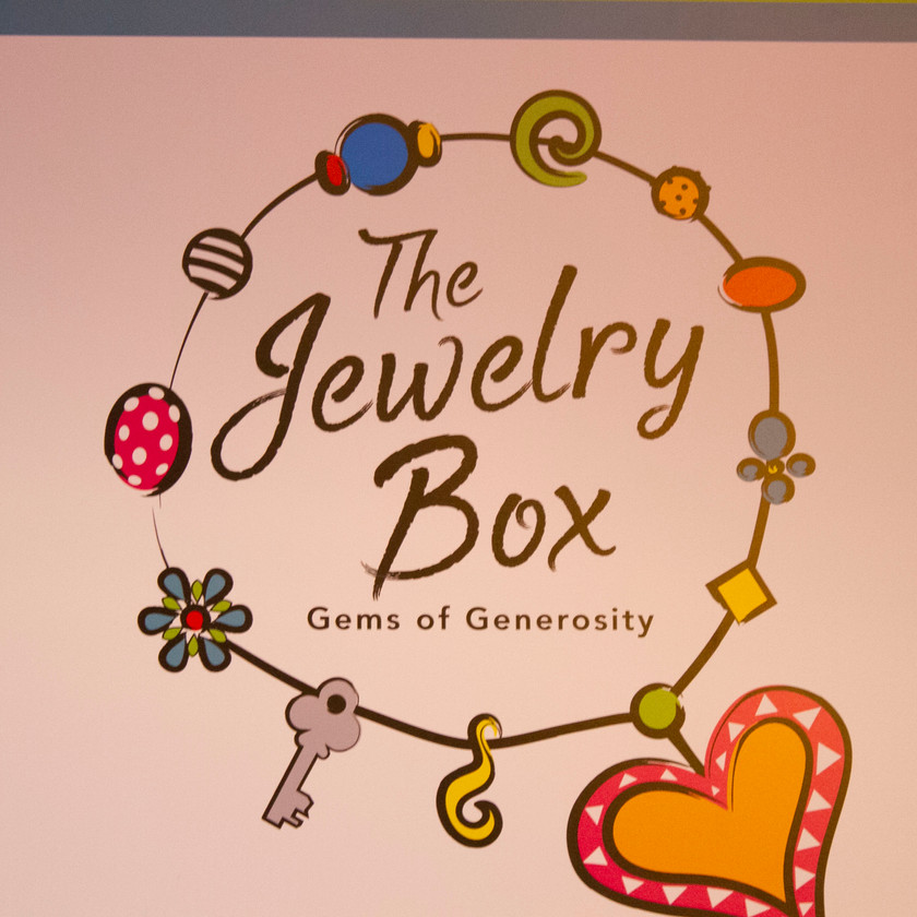 Jewelry Box event put on by Access Women's Shelter