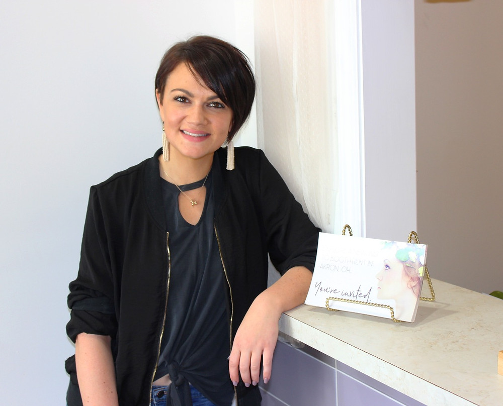 Local Akron Entrepreneur strives to inspire, mentor upcoming stylists while providing personal experience to salon patrons