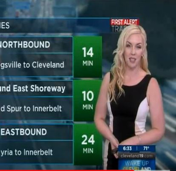 Julie Holiday Traffic Segment