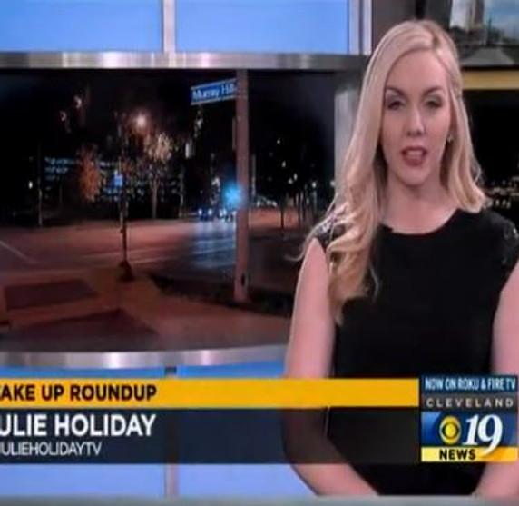 Julie Holiday Cleveland 19 News