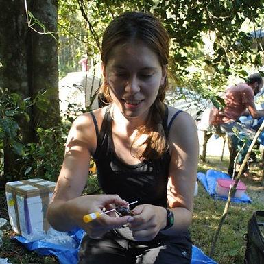 Alumnus - Claudia Wierzbicki, Research Assistant