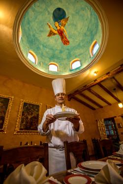 Chef at Sala Cuy