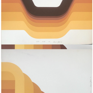 """26"""" x 26"""" Silkscreen Set of 6 32/40  Please contact gallery for price."""