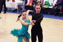 Сергей и Марго Латина