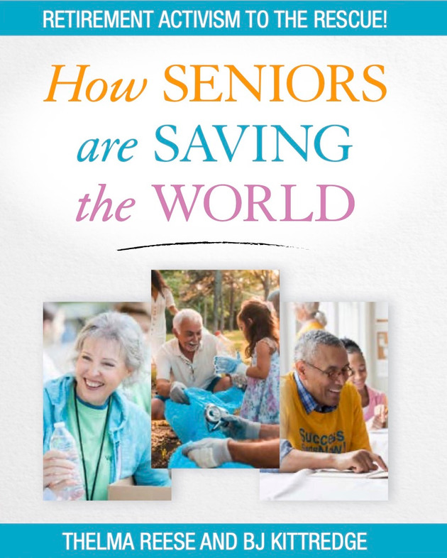 How Seniors Are Saving the World - Front