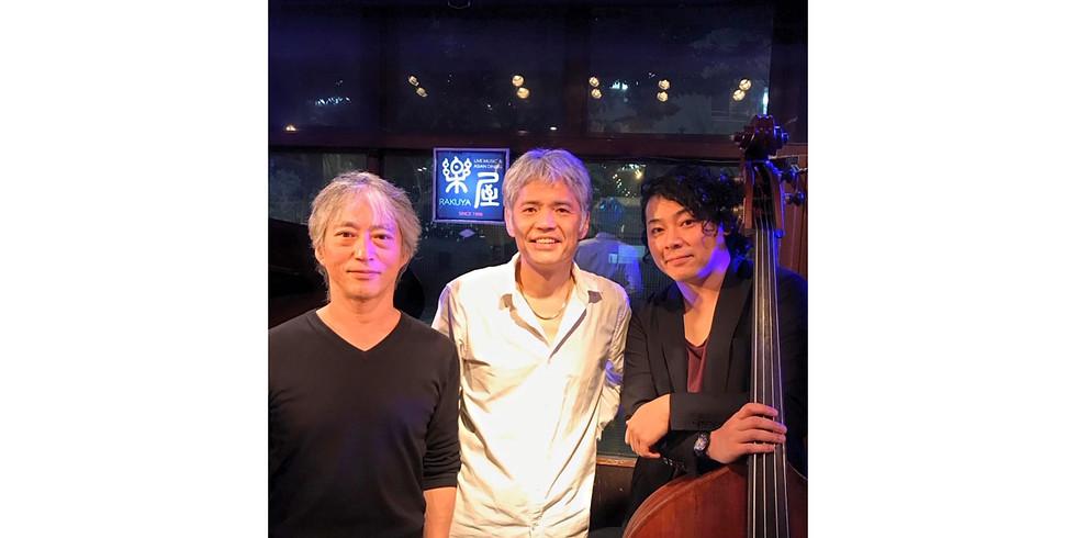 新澤健一郎ピアノトリオ / 無観客ライブ