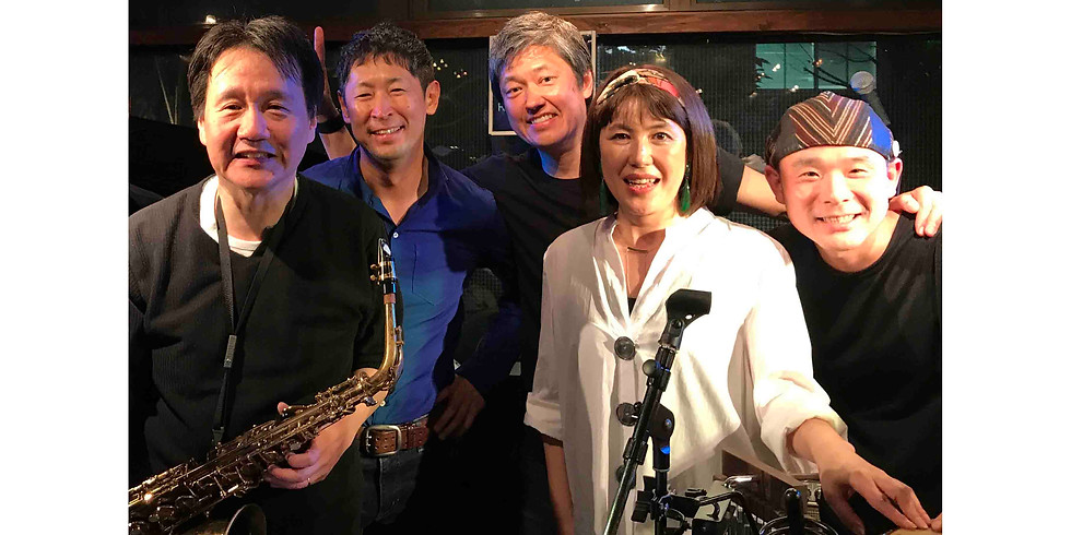 Russell Fujimori and the Deep Pockets/  配信あり