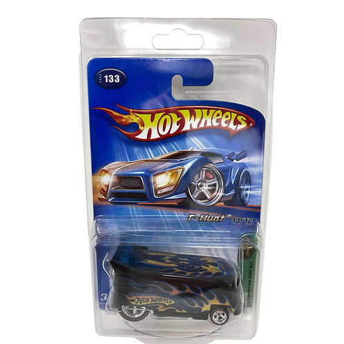 Elite HW-1 10 Pack of Hard Protector Cases for Most Carded Hot Wheels Cars