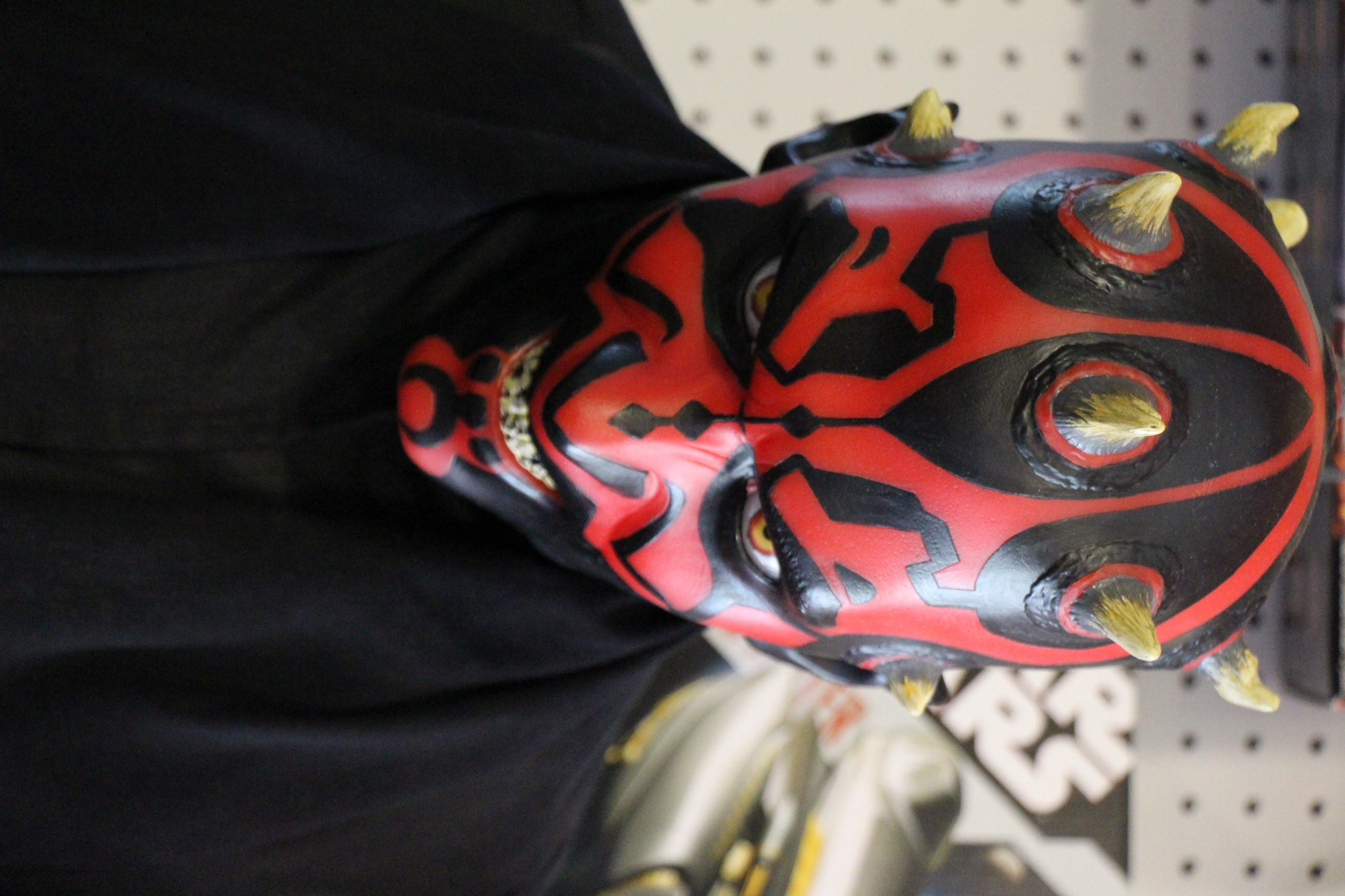 Sith Lord Darth Maul Vinyl Record Store